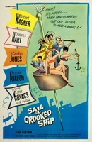 Sail a Crooked Ship movie poster (1961) picture MOV_1c95a437