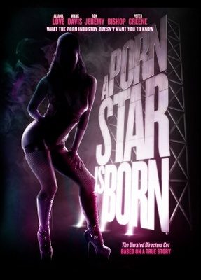 A Pornstar Is Born movie poster (2011) poster MOV_1c99a610