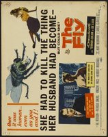 The Fly movie poster (1958) picture MOV_1c9db6aa