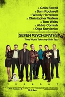 Seven Psychopaths movie poster (2012) picture MOV_1ca254b9