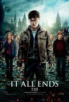 Harry Potter and the Deathly Hallows: Part II movie poster (2011) picture MOV_1ca82ba0