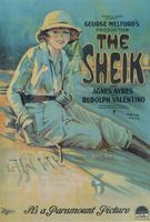 The Sheik movie poster (1921) picture MOV_1cace084