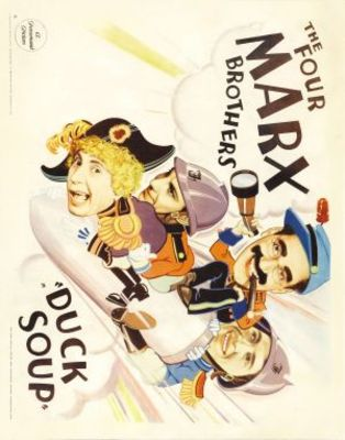 Duck Soup movie poster (1933) poster MOV_1cad1f0f