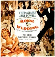 Royal Wedding movie poster (1951) picture MOV_1cb1e437