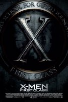 X-Men: First Class movie poster (2011) picture MOV_1cb8bf33