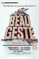 Beau Geste movie poster (1966) picture MOV_1cb8f5c8