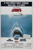 Jaws movie poster (1975) picture MOV_1cbfbfcd