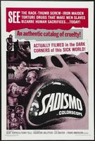 Sadismo movie poster (1967) picture MOV_1cc14a86