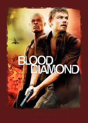Blood Diamond movie poster (2006) poster MOV_1cd1da89