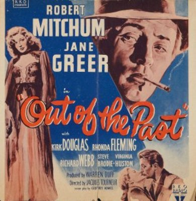 Out of the Past movie poster (1947) poster MOV_1cda5e3e