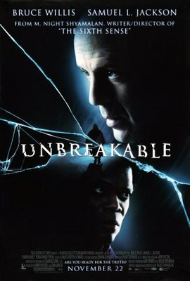 Unbreakable movie poster (2000) poster MOV_1ce47707
