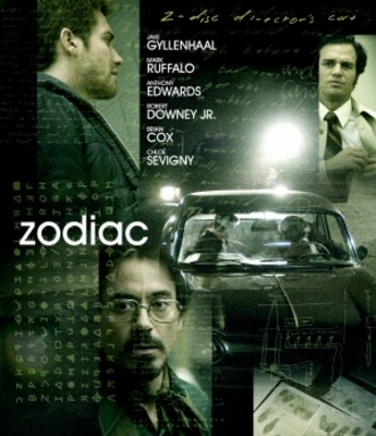 Zodiac movie poster (2007) poster MOV_1ce6462e