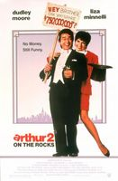 Arthur 2: On the Rocks movie poster (1988) picture MOV_1cfa6070