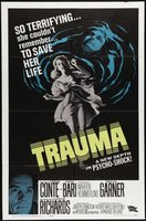 Trauma movie poster (1962) picture MOV_1cfcbc0a