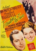 Trouble for Two movie poster (1936) picture MOV_1d001fec