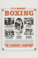 Legendary Champions movie poster (1968) picture MOV_1d07cf79