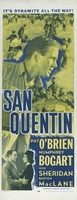 San Quentin movie poster (1937) picture MOV_1d081965