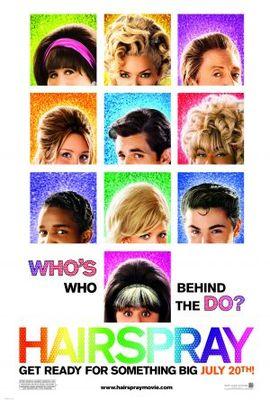 Hairspray movie poster (2007) poster MOV_1d0bafed