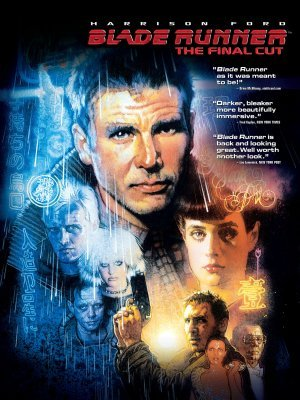 Blade Runner movie poster (1982) poster MOV_1d13209e