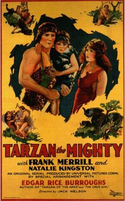 Tarzan the Mighty movie poster (1928) poster MOV_1d149e5f