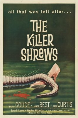 The Killer Shrews movie poster (1959) poster MOV_1d14ccf2