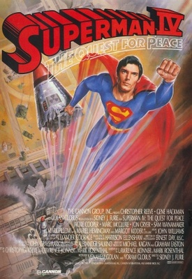 Superman IV: The Quest for Peace movie poster (1987) poster MOV_1d1bf4c9