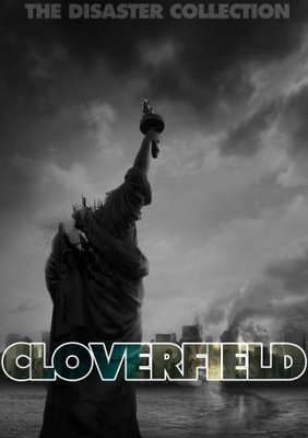 Cloverfield movie poster (2008) poster MOV_1d1df8c7