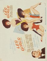 Les Girls movie poster (1957) picture MOV_1d1e9e5f