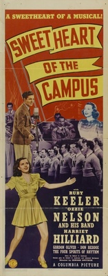 Sweetheart of the Campus movie poster (1941) poster MOV_1d1f079f