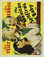 Mexican Spitfire's Baby movie poster (1941) picture MOV_1d2948b7