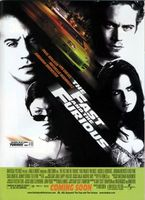 The Fast and the Furious movie poster (2001) picture MOV_1d329dca