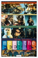 Meet the Feebles movie poster (1989) picture MOV_1d374d35