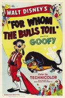 For Whom the Bulls Toil movie poster (1953) picture MOV_1d4ce2e6