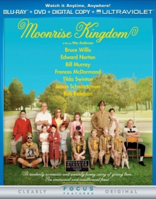 Moonrise Kingdom movie poster (2012) poster MOV_1d502350