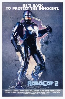 RoboCop 2 movie poster (1990) poster MOV_1d549e60