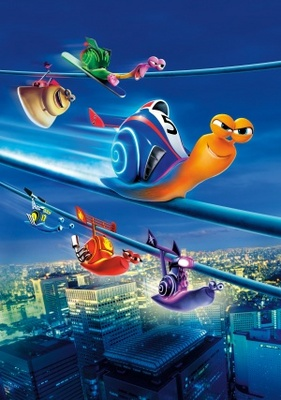 Turbo movie poster (2013) poster MOV_1d57ce31