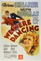 We Were Dancing movie poster (1942) picture MOV_1d6877cf