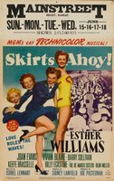 Skirts Ahoy! movie poster (1952) picture MOV_1d6a518e