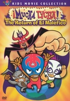 ¡Mucha Lucha!: The Return of El Maléfico movie poster (2005) picture MOV_1d71f961