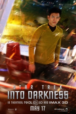 Star Trek Into Darkness movie poster (2013) poster MOV_1d7410f9
