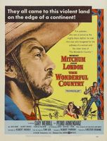 The Wonderful Country movie poster (1959) picture MOV_1d75cc2c