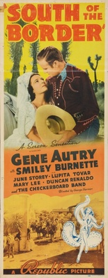 South of the Border movie poster (1939) poster MOV_1d77fd07