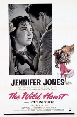 The Wild Heart movie poster (1952) poster MOV_1d79581b