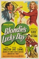 Blondie's Lucky Day movie poster (1946) picture MOV_1d7d71be