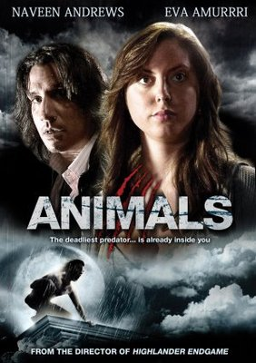 Animals movie poster (2008) poster MOV_1d7ebb8f