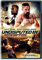 Undisputed 3 movie poster (2009) picture MOV_1d8244ac