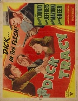 Dick Tracy movie poster (1945) picture MOV_1d83ddc7