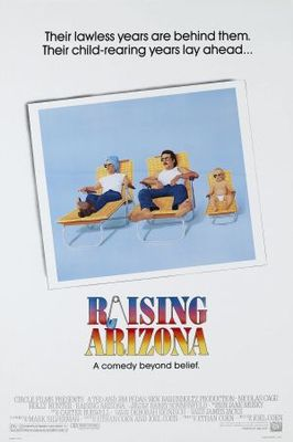 Raising Arizona movie poster (1987) poster MOV_1d856f73