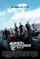 Fast & Furious 6 movie poster (2013) picture MOV_1d8c23d9