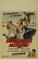Dangerous Mission movie poster (1954) picture MOV_6aac701a